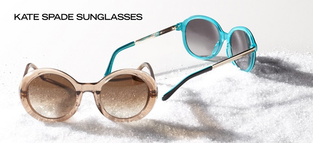Kate Spade Sunglasses at MYHABIT