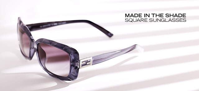 Made in the Shade Square Sunglasses at MYHABIT