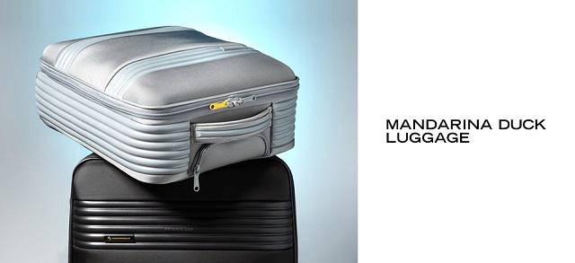 Mandarina Duck Luggage at MYHABIT