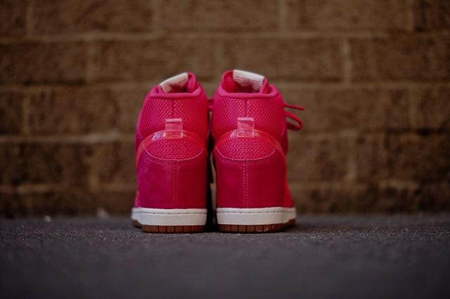 Nike Wmns Dunk Sky Hi - Pink_5