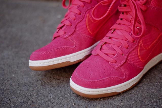Nike Wmns Dunk Sky Hi - Pink_6