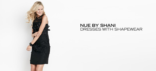 Nue by Shani Dresses with Shapewear at MYHABIT