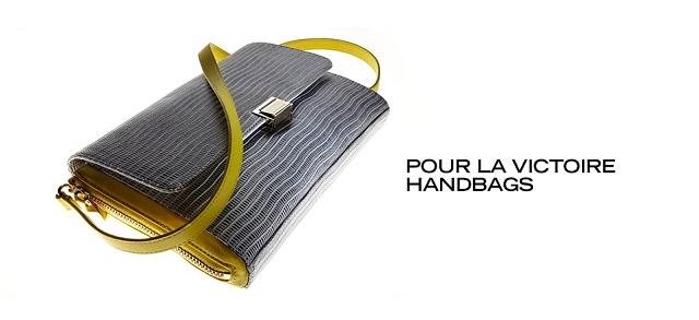 Pour La Victoire Handbags at MYHABIT