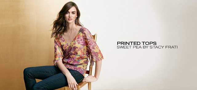 Printed Tops Sweet Pea by Stacy Frati at MYHABIT