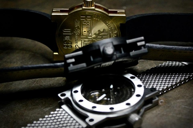 Refined Hardware Project 2 Flying Tourbillon Watch