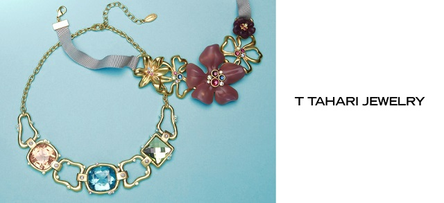 T Tahari Jewelry at MYHABIT