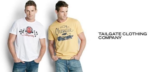 Tailgate Clothing Company at MYHABIT