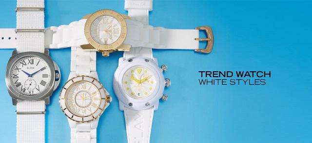 Trend Watch White Styles at MYHABIT