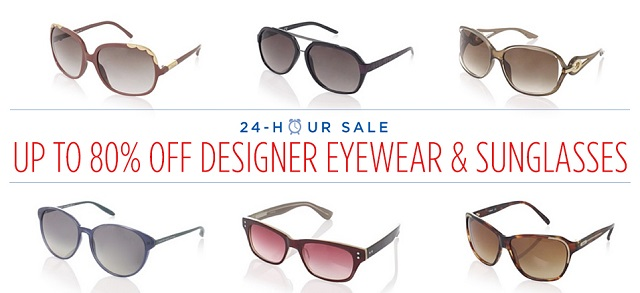 Up to 80 Off Designer Eyewear & Sunglasses at MYHABIT