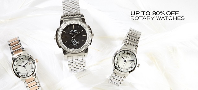 Up to 80 Off Rotary Watches at MYHABIT