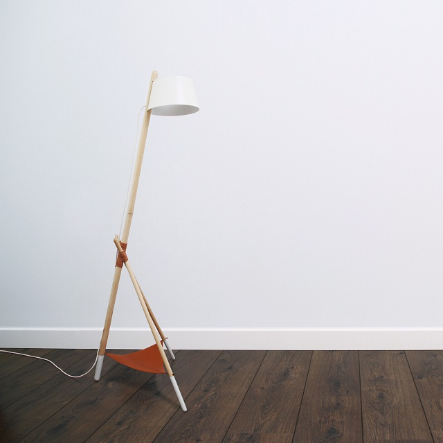 WoodenDot Ka M Functional Floor Lamp