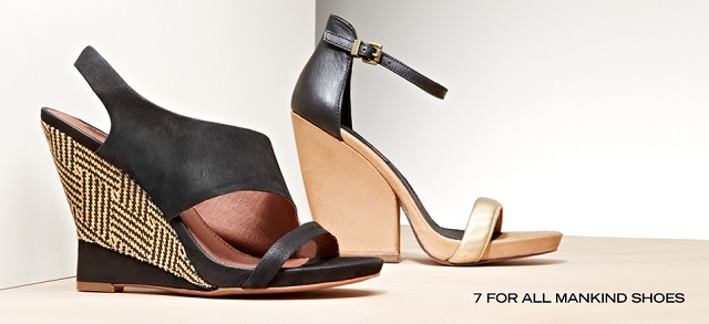 7 For All Mankind Shoes at MYHABIT
