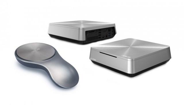 ASUS ViVo Mouse and ViVoPC