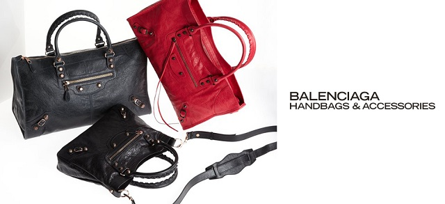 Balenciaga Handbags & Accessories at MYHABIT