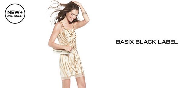 Basix Black Label at MYHABIT