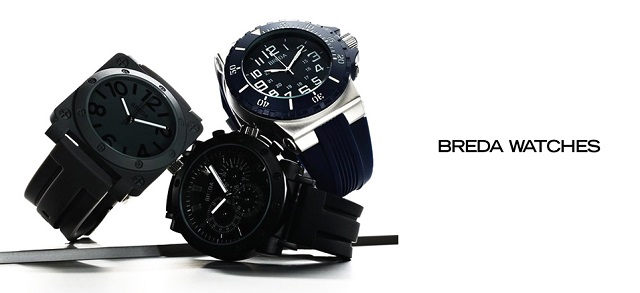 Breda Watches at MYHABIT