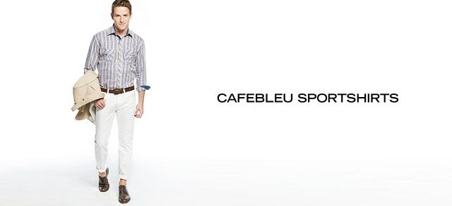 CafeBleu Sportshirts at MYHABIT
