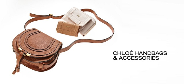 Chloé Handbags & Accessories at MYHABIT