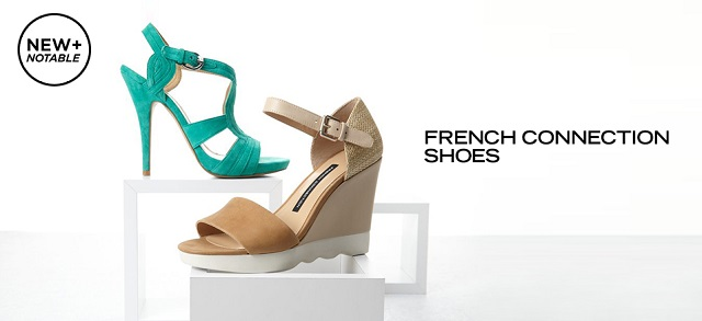 French Connection Shoes at MYHABIT