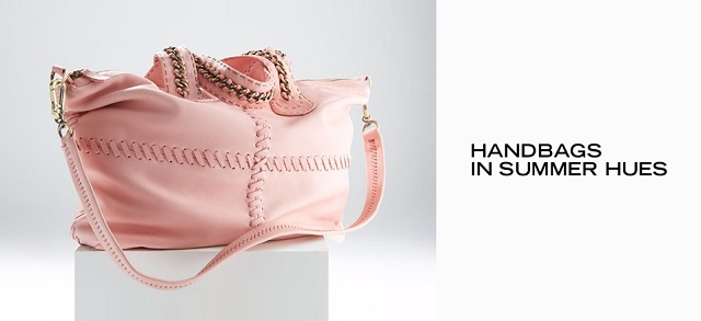 Handbags in Summer Hues at MYHABIT