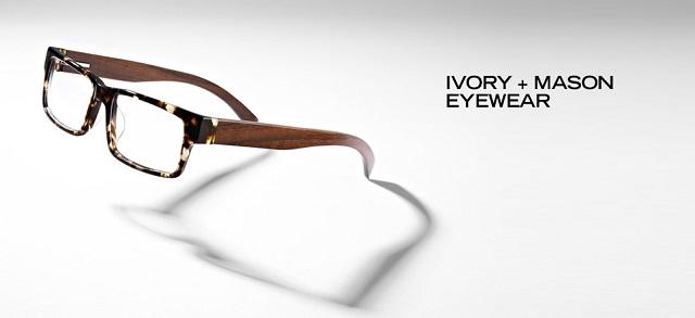 Ivory + Mason Eyewear at MYHABIT