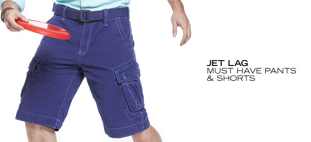 Jet Lag Must-Have Pants & Shorts at MYHABIT