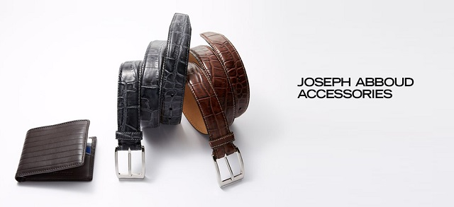 Joseph Abboud Accessories at MYHABIT
