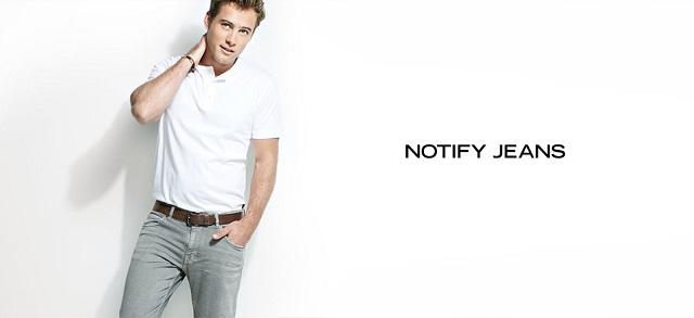 Notify Jeans at MYHABIT