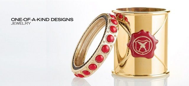 One-of-a-Kind Designs Jewelry at MYHABIT
