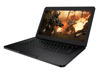 Razer Blade 14″ – The World's Thinnest Gaming Laptop