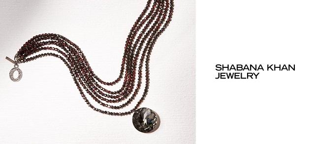 Shabana Khan Jewelry at MYHABIT