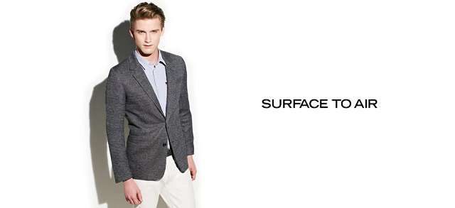 Surface To Air Men's Apparel at MYHABIT
