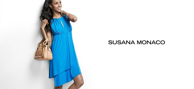 Susana Monaco at MYHABIT