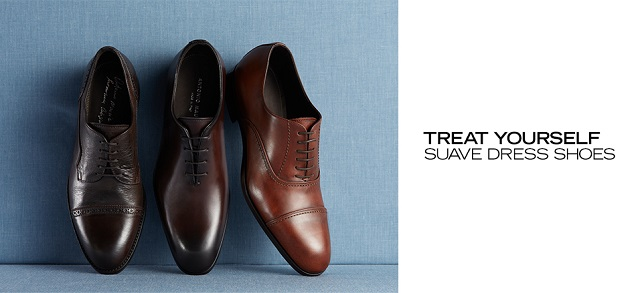 Treat Yourself Suave Dress Shoes at MYHABIT