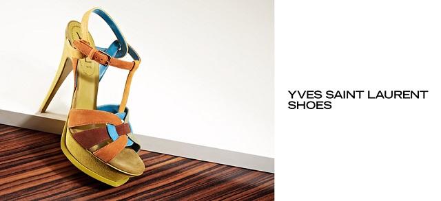 Yves Saint Laurent Shoes at MYHABIT