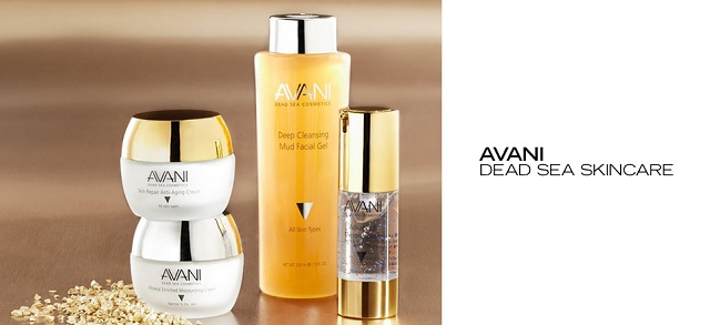 AVANI Dead Sea Skincare at MYHABIT