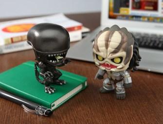 Alien SD & Predator SD Vinyl Figure
