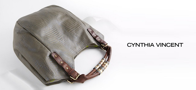 Cynthia Vincent at MYHABIT