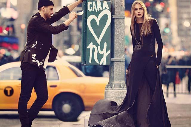DKNY Fall 2013 AD Campaign_2