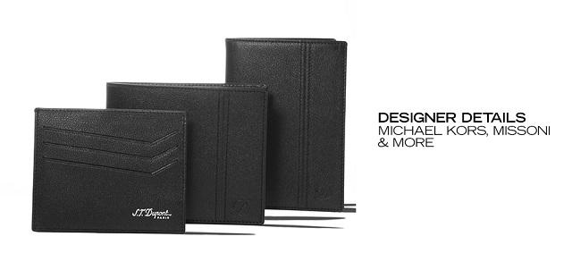 Designer Details Michael Kors, Missoni & More at MYHABIT