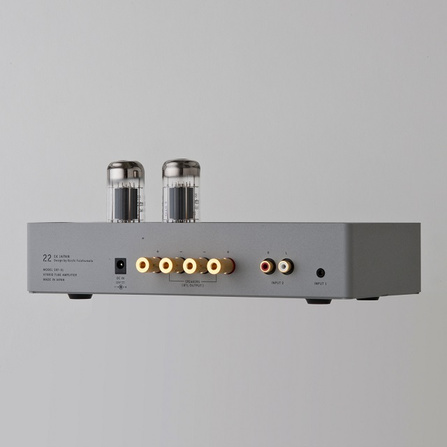 EK JAPAN 22 Hybrid Tube Amplifier_3
