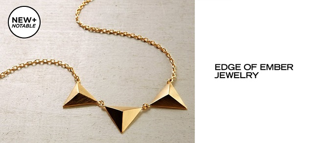 Edge of Ember Jewelry at MYHABIT