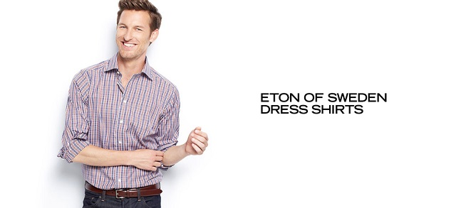Eton of Sweden Dress Shirts at MYHABIT