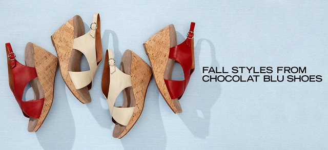 Fall Styles from Chocolat Blu Shoes at MYHABIT