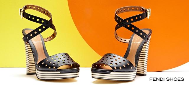 Fendi Shoes at MYHABIT
