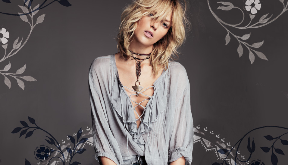 Free People July Catelog