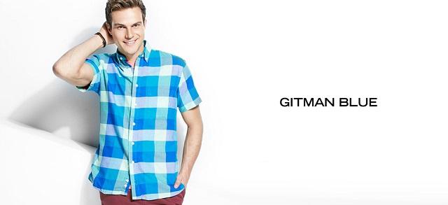 Gitman Blue at MYHABIT