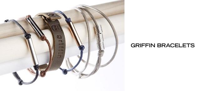 Griffin Bracelets at MYHABIT