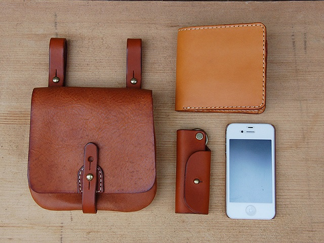 HERZ Leather Belt Pouch_3