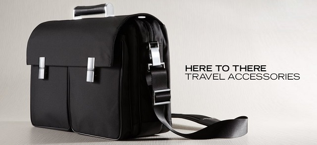 Here to There Travel Accessories at MYHABIT